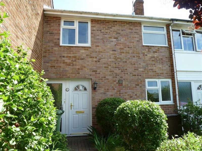 3 Bedrooms Terraced House for sale in Rowan Close, Sonning Common, Sonning Common Reading