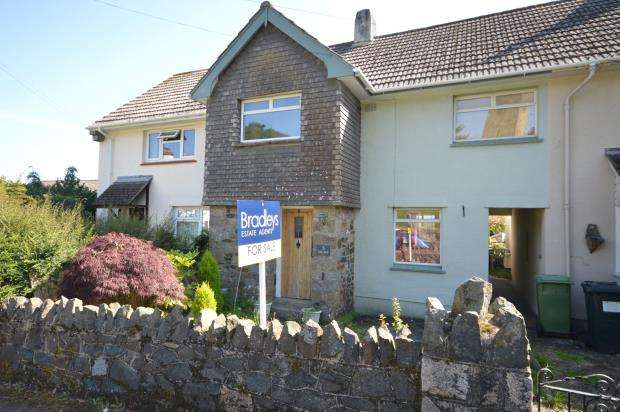 3 Bedrooms Terraced House for sale in College, Bovey Tracey, Newton Abbot, Devon