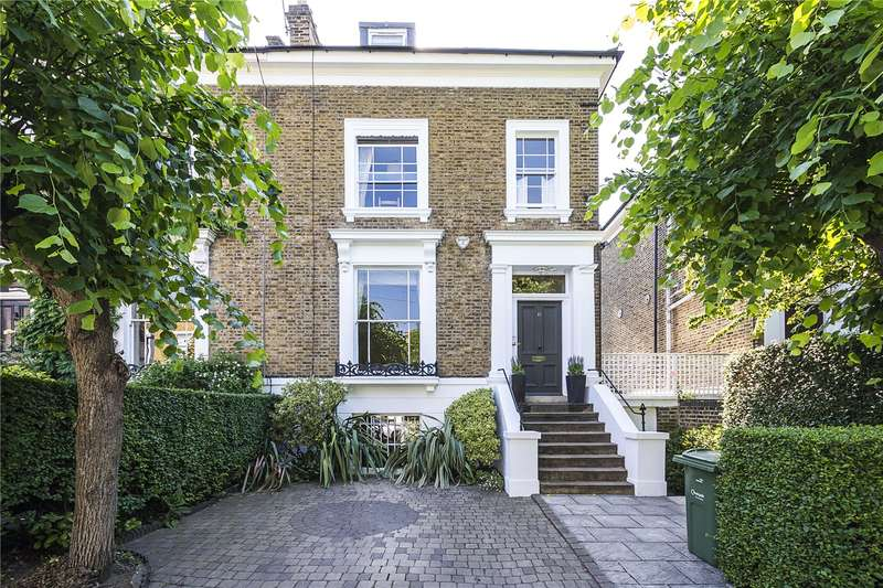 4 Bedrooms Terraced House for sale in Northbourne Road, London, SW4