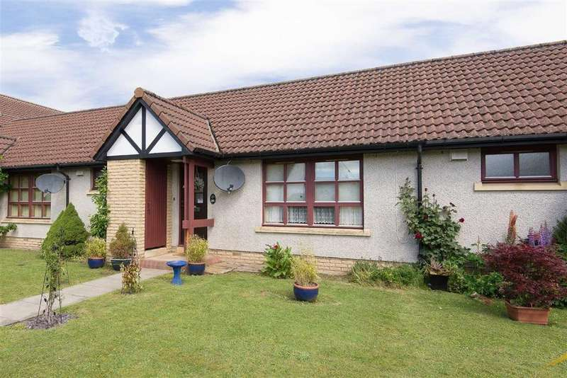 2 Bedrooms Bungalow for sale in Crawford Avenue, Gauldry