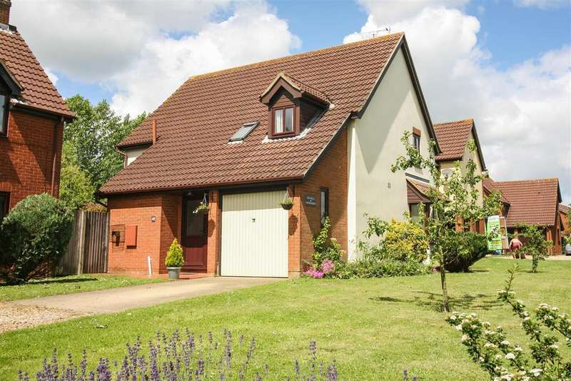 4 Bedrooms House for sale in Church Road, Otley, Ipswich