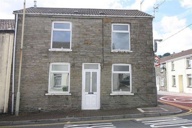 4 Bedrooms End Of Terrace House for sale in Pryce Street, Mountain Ash, Mountain Ash
