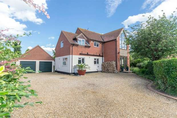 5 Bedrooms Detached House for sale in Oakes House, Wells-next-the-Sea
