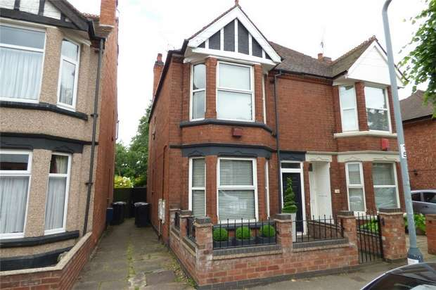 3 Bedrooms Semi Detached House for sale in Earls Road, Nuneaton, Warwickshire