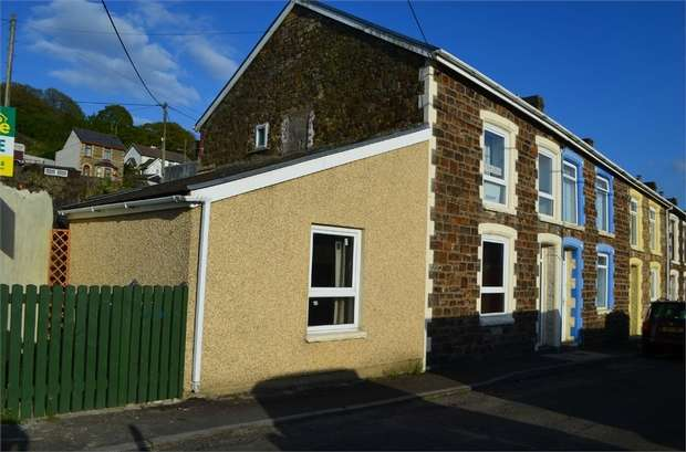 2 Bedrooms End Of Terrace House for sale in Greenfield Terrace, Ebbw Vale, Blaenau Gwent