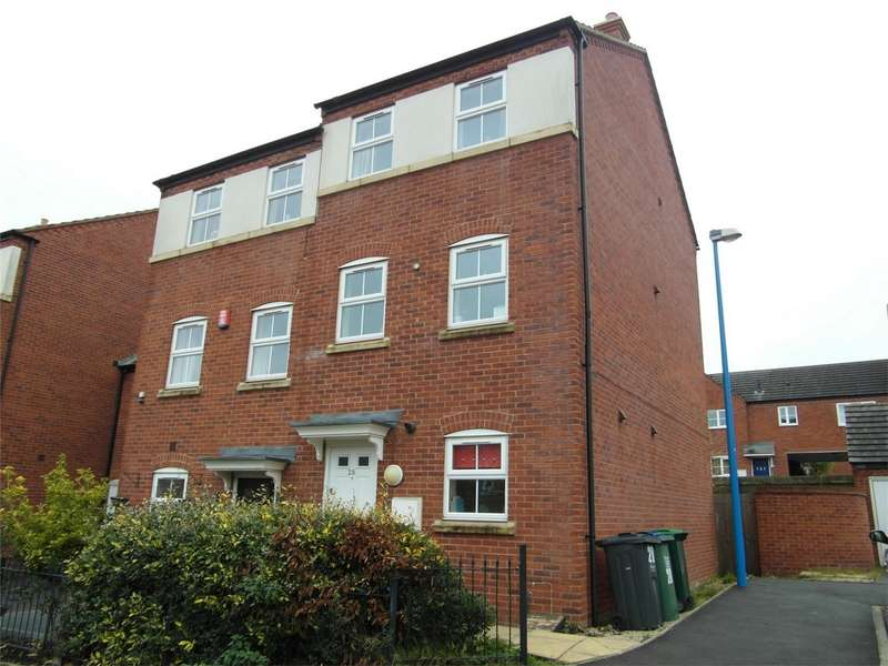 4 Bedrooms Semi Detached House for sale in Maynard Road, Edgbaston, West Midlands