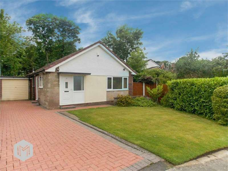 3 Bedrooms Detached Bungalow for sale in Grizedale Close, Smithills, Bolton, Lancashire