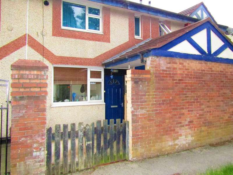 3 Bedrooms Terraced House for sale in Valiant Close, Padgate, Warrington