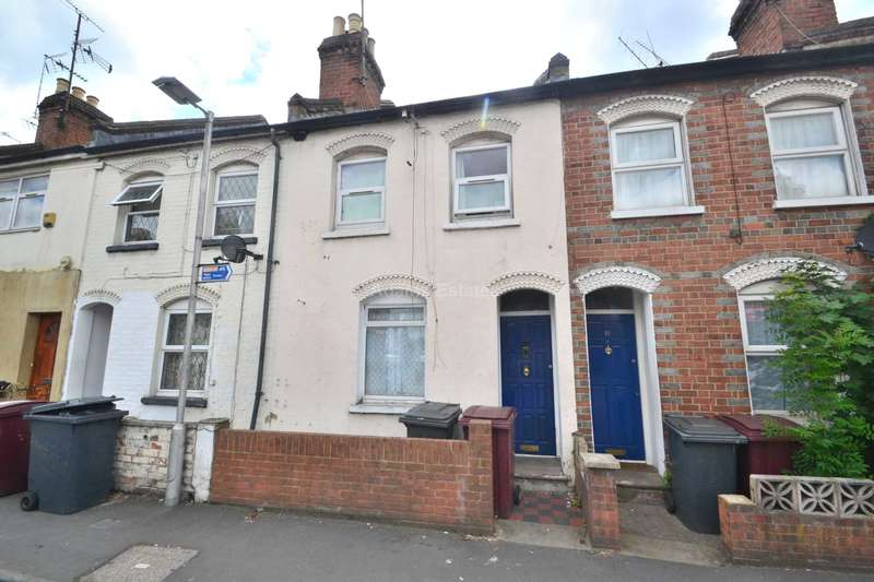 6 Bedrooms Semi Detached House for rent in Cholmeley Road, Reading