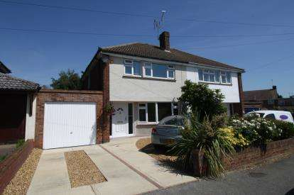 3 Bedrooms Semi Detached House for sale in Maldon, Essex