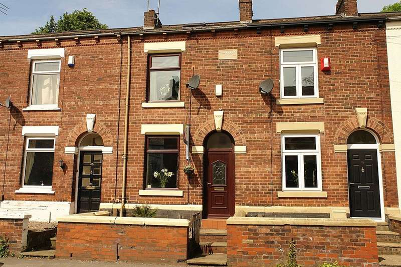 2 Bedrooms Terraced House for sale in Dogford Road, Royton