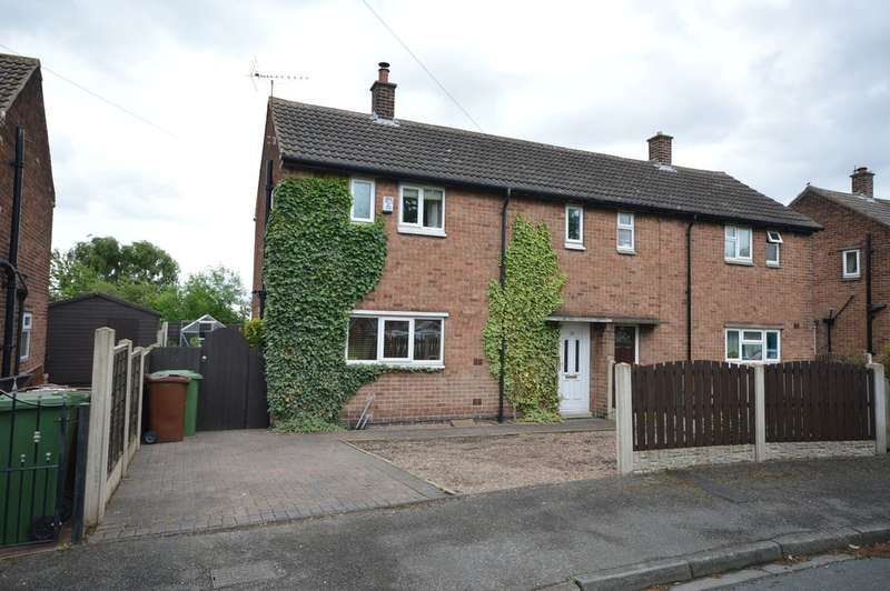 3 Bedrooms Semi Detached House for sale in Parkhill Crescent, Wakefield