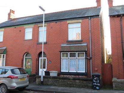 3 Bedrooms Semi Detached House for sale in West Bond Street, Macclesfield, Cheshire