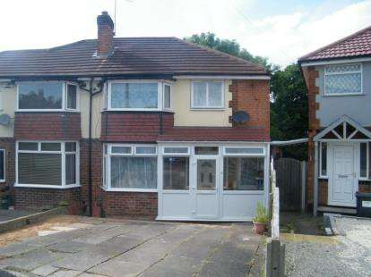 4 Bedrooms Semi Detached House for sale in Dunster Close, Birmingham, West Midlands