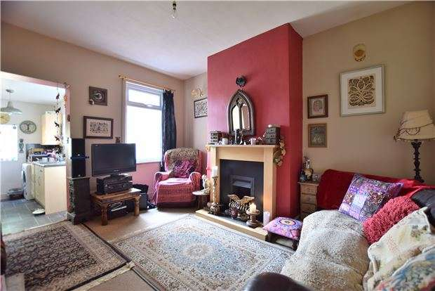 1 Bedroom Terraced House for sale in Stanley Road, GLOUCESTER, GL1 5DQ