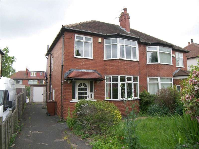 3 Bedrooms Semi Detached House for sale in Cross Gates Lane, Leeds, West Yorkshire