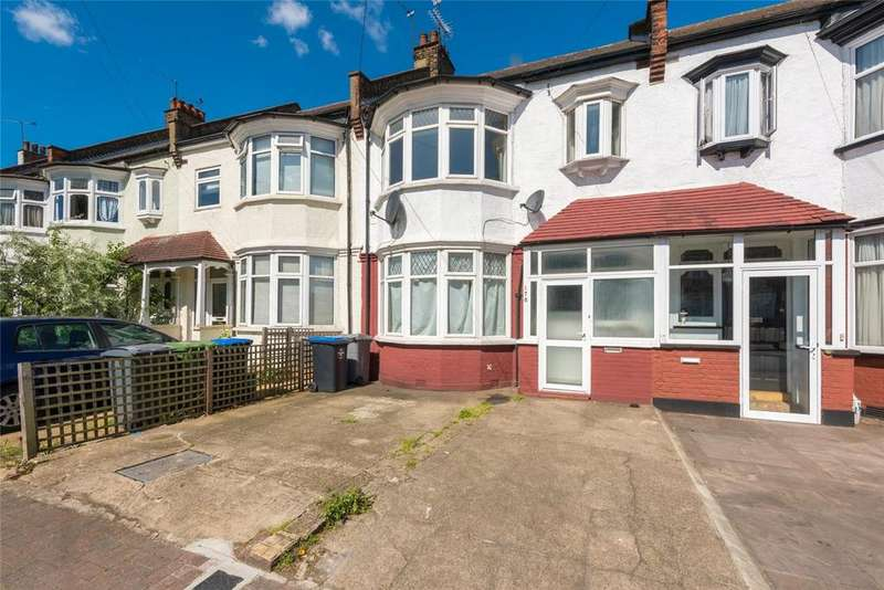 3 Bedrooms Terraced House for sale in All Souls Avenue, London, NW10