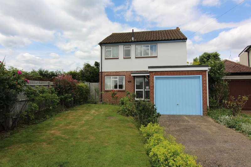3 Bedrooms Detached House for sale in Kedleston Drive, Orpington, Kent, BR5 2DR