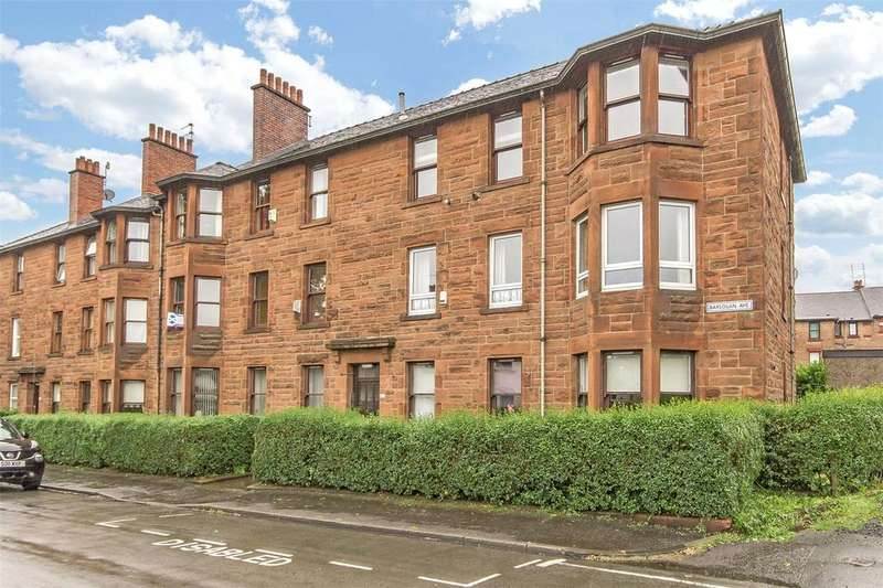 3 Bedrooms Flat for sale in 2/1, 63 Barlogan Avenue, Bellahouston, Glasgow, G52