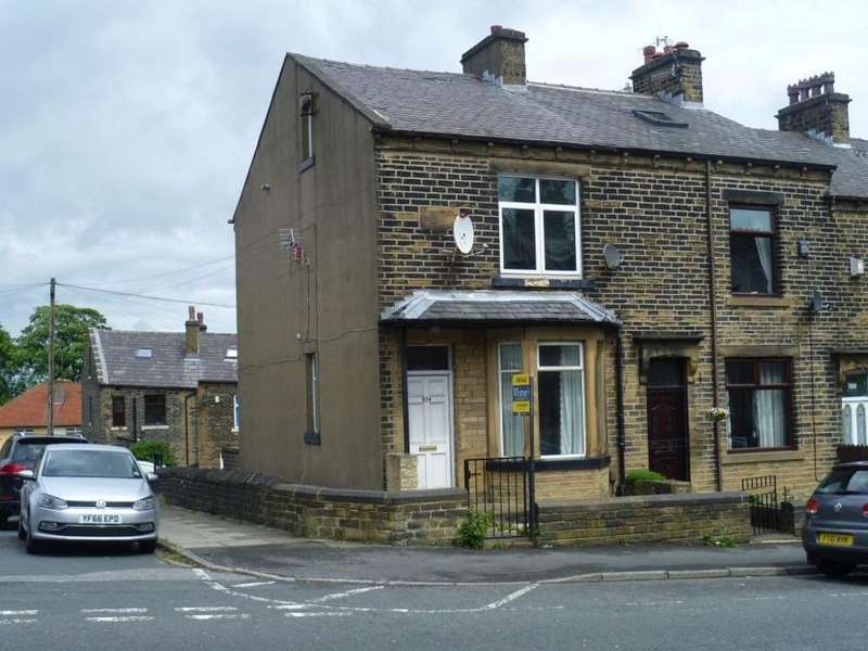 3 Bedrooms End Of Terrace House for sale in Great Horton Road, Bradford
