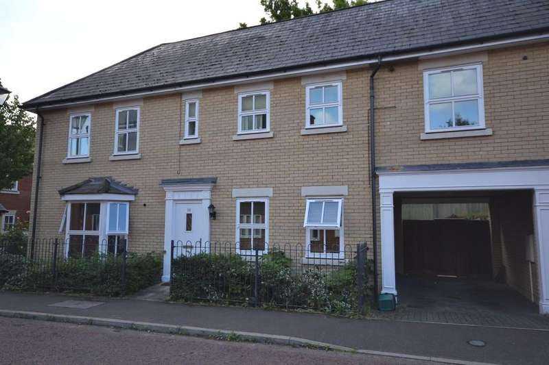 2 Bedrooms Ground Flat for sale in Waterside Lane, Colchester