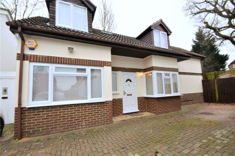 4 Bedrooms Detached House for sale in Oakfield Court, Whitehouse Avenue, Borehamwood, Hertfordshire, WD6