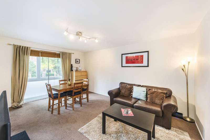 2 Bedrooms Flat for sale in Ravensmede Way, London, W4