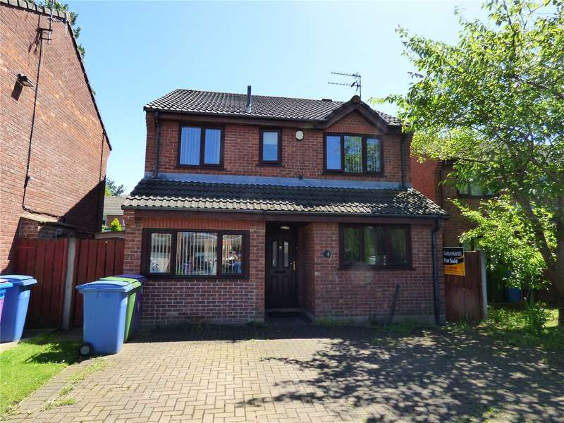 4 Bedrooms Detached House for sale in Lytham Way, Liverpool, Merseyside, L12
