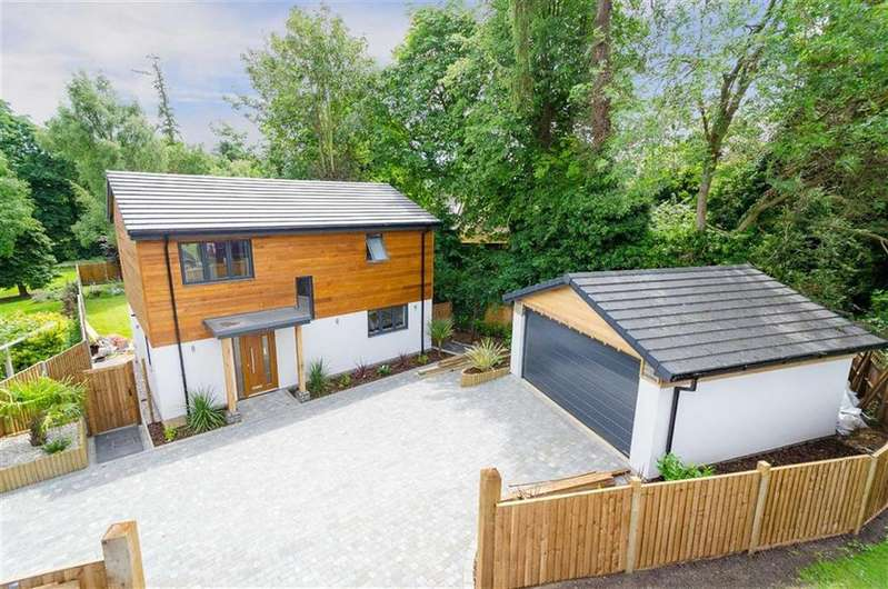 3 Bedrooms Detached House for sale in Dale Close, Hitchin, SG4