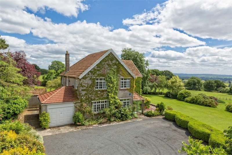 5 Bedrooms Country House Character Property for sale in Irish Meadow, Caynham, Ludlow, Shropshire