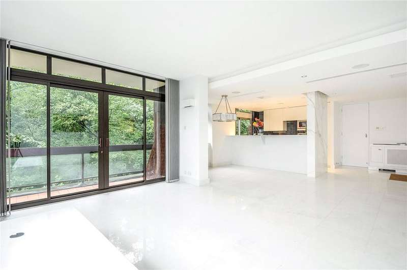 3 Bedrooms Flat for sale in Oak Hill Park, Hampstead, London, NW3