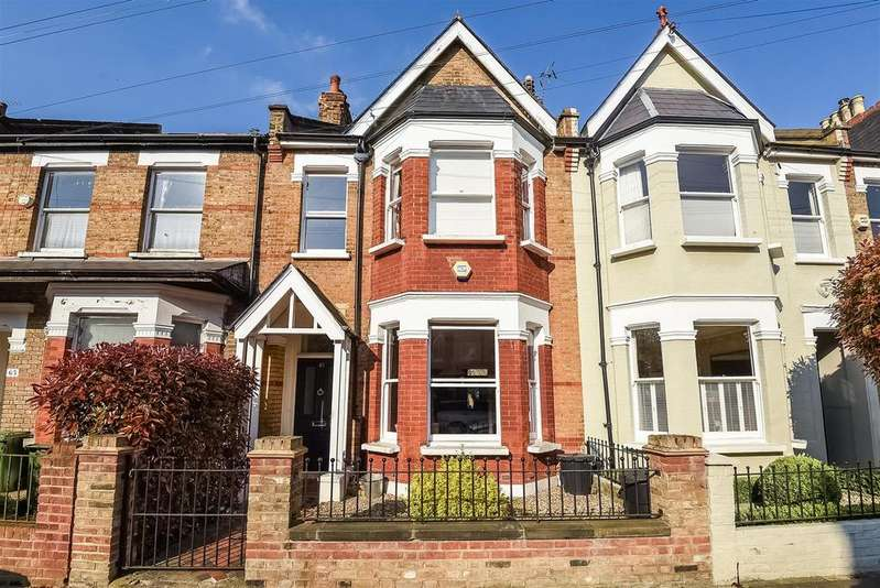 5 Bedrooms House for sale in Cleveland Gardens, Barnes