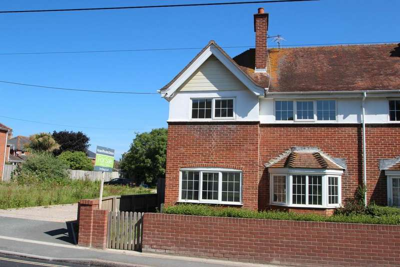 3 Bedrooms Semi Detached House for sale in The Avenue, Totland Bay