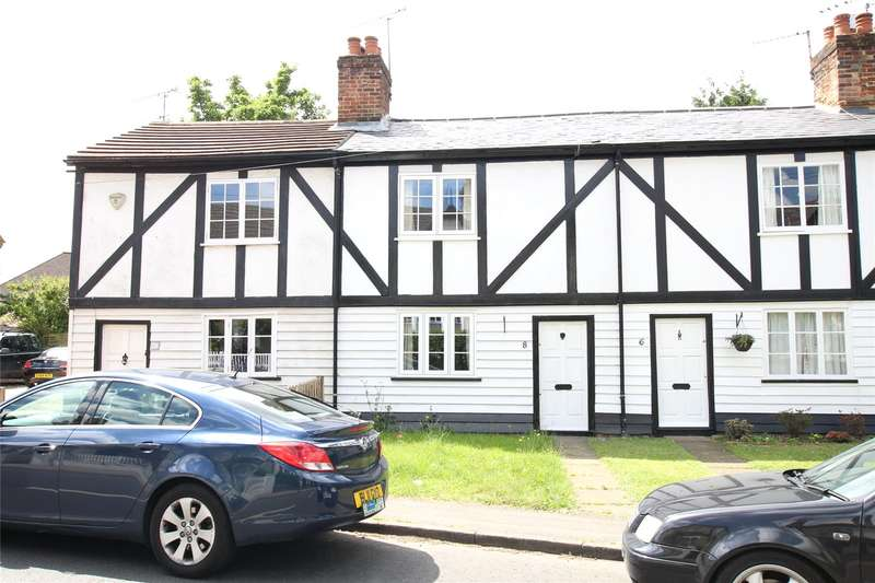 2 Bedrooms Terraced House for sale in Sandpit Lane, St. Albans, Hertfordshire, AL1