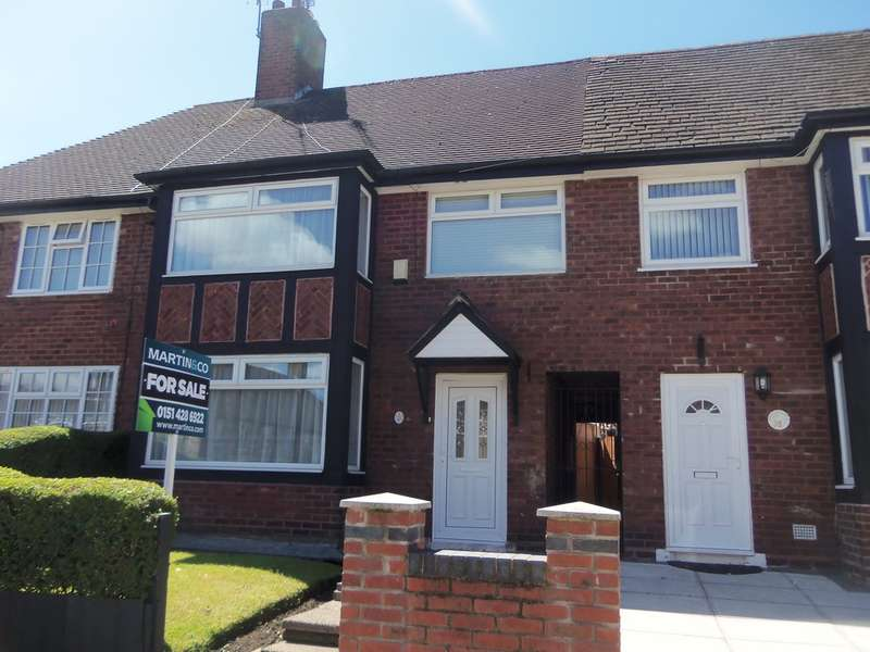 3 Bedrooms Terraced House for sale in Woolton, Liverpool
