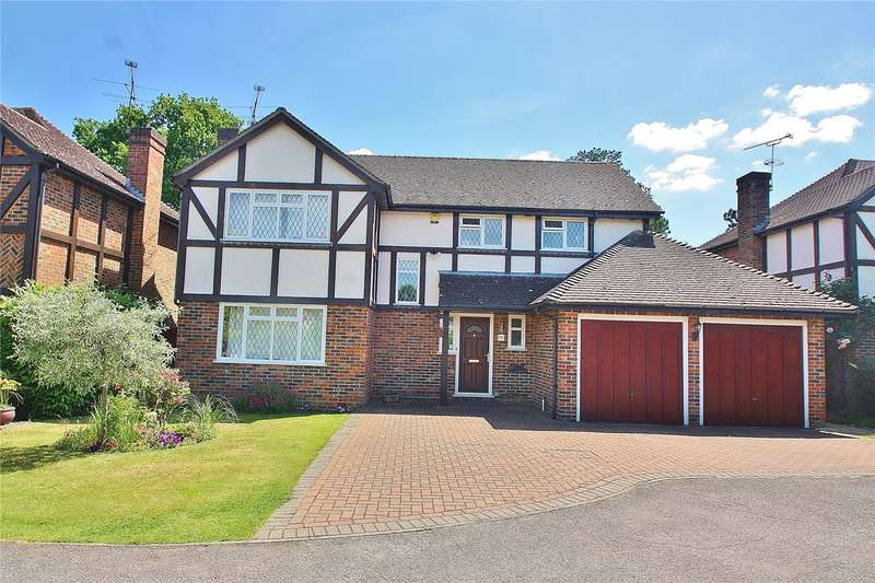 4 Bedrooms House for sale in Orchid Drive, Bisley, Woking, Surrey, GU24