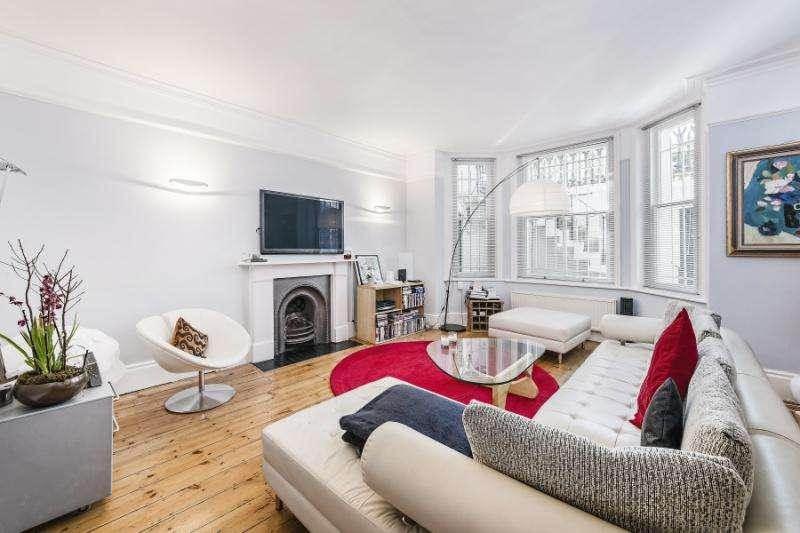 2 Bedrooms Flat for sale in Courtfield Gardens, Earls Court, London, SW5