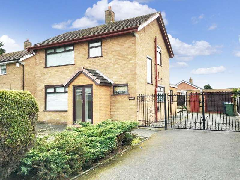 3 Bedrooms Detached House for sale in 2 Rake Lane, Warton