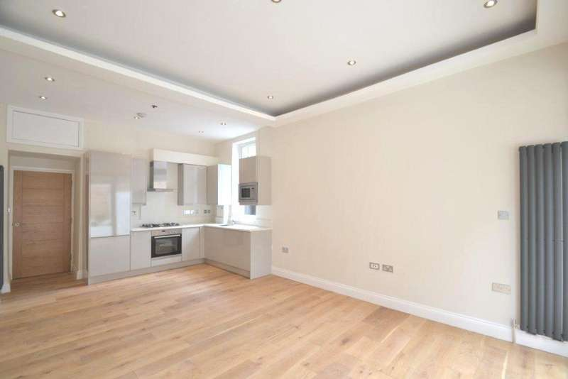 2 Bedrooms Flat for sale in Mortimer Road, London
