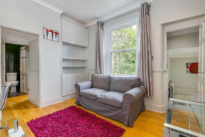 1 Bedroom Flat for sale in Edith Road, London
