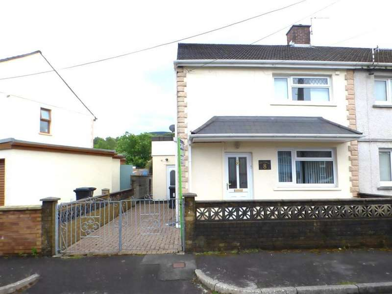 3 Bedrooms House for sale in Riverside Gardens, Glynneath, Neath