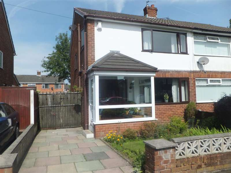 3 Bedrooms Semi Detached House for sale in Garsdale Avenue, Rainhill, Prescot