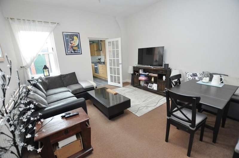 2 Bedrooms Flat for sale in Amble Grove, Sandyford, Newcastle Upon Tyne