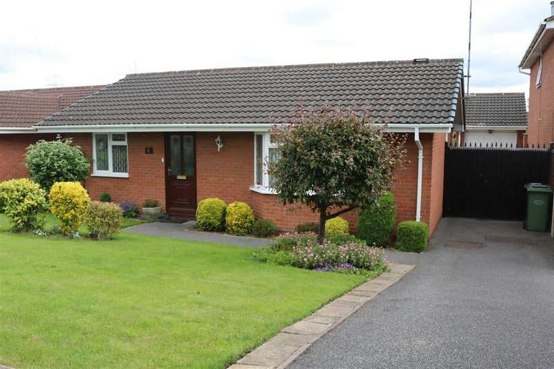 2 Bedrooms Detached Bungalow for sale in Teign, Hockley, Tamworth