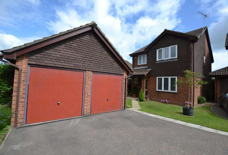 4 Bedrooms Detached House for sale in St. Ediths Lane, Billericay, Essex, CM12
