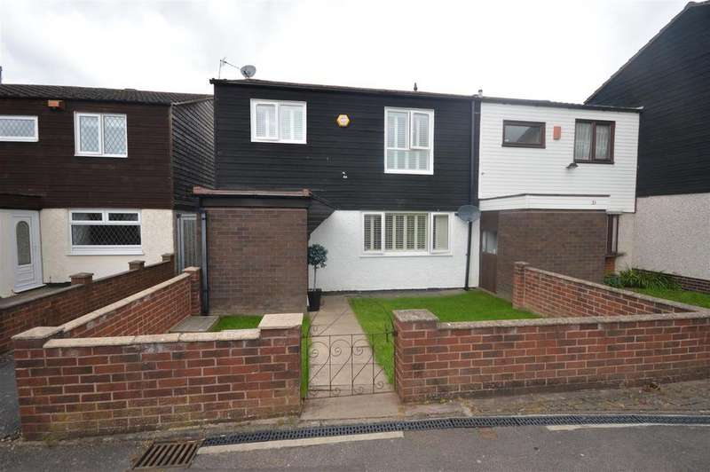 4 Bedrooms End Of Terrace House for sale in Ipswich Walk, Birmingham