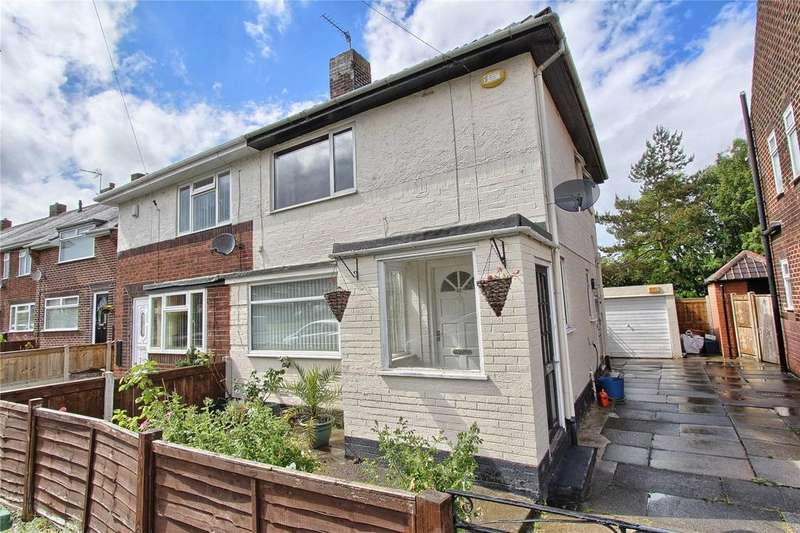 2 Bedrooms Semi Detached House for sale in Lilac Road, Stockton-on-Tees