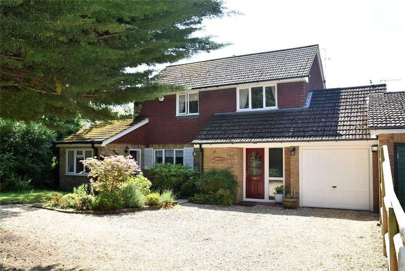 3 Bedrooms Detached House for sale in Malthouse Lane, Tadley, Hampshire, RG26