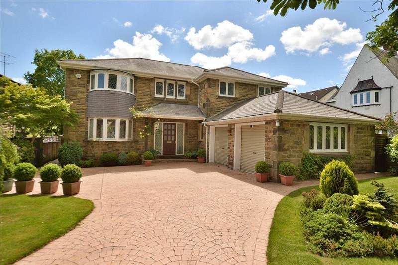 4 Bedrooms Detached House for sale in Wheatlands Road, Harrogate, North Yorkshire