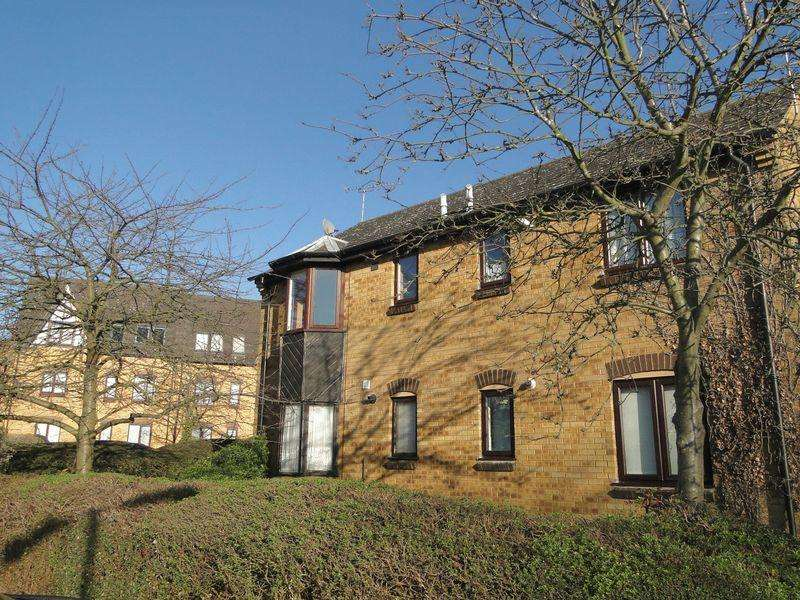 Studio Flat for sale in Forsyth Court, West Harrow